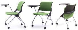 供应批发众晟家具FTC-01  尺寸折叠多功能培训椅