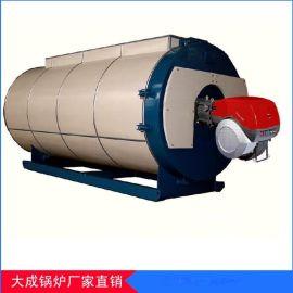1吨卧式燃气蒸汽锅炉
