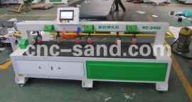 郑州CNC数控开料机雕刻机带排钻板式家具数控打孔  机若泰2400