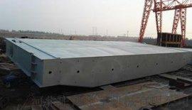 钢制闸门 橡胶止水钢制闸门 大型钢制平板闸门