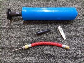"""江苏直供8""""单向打气筒,便携式打气筒,环保速冲打气筒"""