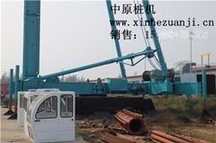 新河工程钻机生产/螺旋钻机型号全/打桩机价格低/CFG桩机质量优