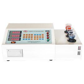 济南3E型微机高速多元素分析仪自动打印