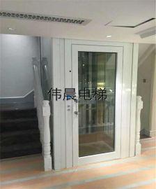 偉晨機械SJD河北唐山升高2.8米家用電梯