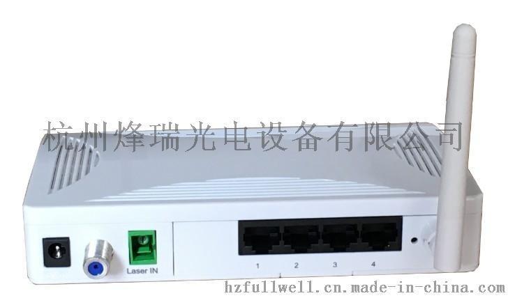 4FE+CATV+WiFi EPON家庭網關