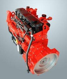 东风康明斯工程机械用QSZ系列发动机