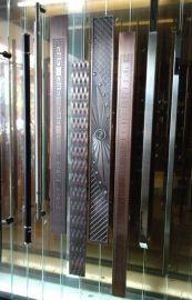 专业生产豪华门大拉手不锈钢拉手精铸铜或锌合金拉手水晶拉手价格