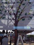 餐厅雕刻铝单板装饰-餐厅雕花铝单板厂家