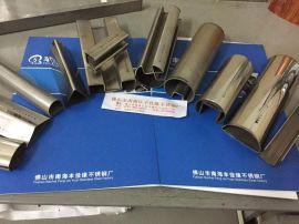 厂家直销不锈钢异形方矩管扁管高清效果图片