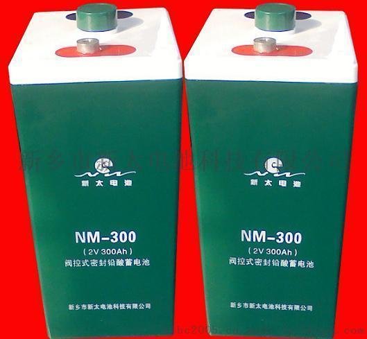 新太電池NM-300啓動型免維護閥控式密封鉛酸蓄電池