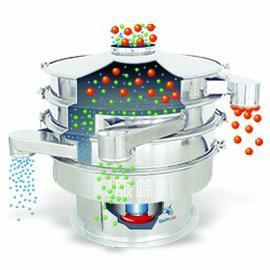 中药颗粒粉末筛分机 圆形不锈钢震动筛粉机厂家直销-高服机械