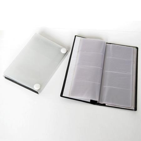 PVC商务名片册证件套