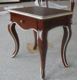 卧室家具 - 实木欧式、美式床头柜