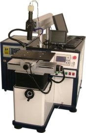 金属毛细管|薄壁细管激光焊接/激光密封焊接加工设备