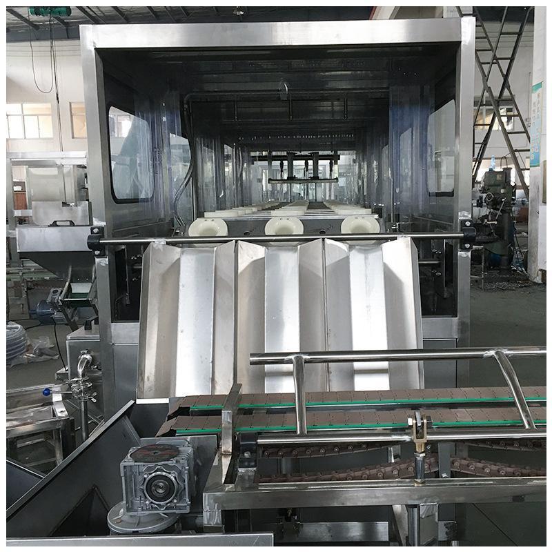 厂家直销全自动纯净水大桶灌装生产线
