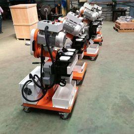 山东钢板坡口机厂家 自动行进式钢板坡口机 倒角机效率高