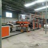 金韋爾透明防水PVC軟玻璃板材生產線