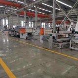 蘇州金韋爾提供塑料中空格子建築模板擠出生產線設備