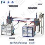 供应瑞源品牌无纺布热轧机专用导热油炉 厂家直销 导热油炉电加热