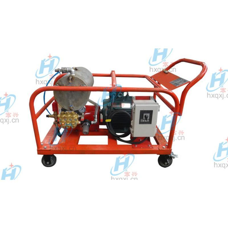 供應超高壓高壓清洗機 工業電動高壓清洗機 高壓水噴砂除鏽清洗機 根雕樹皮清洗機