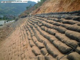 宁夏生态袋,高速公路护坡绿化
