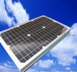 太陽能電池板 25w單晶 太陽能組件