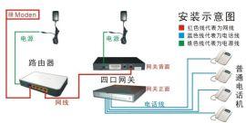 电脑网络设备维修,VOIP语音通信系统试用工程布线