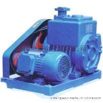 上海一泵2X型双级旋片式系列真空泵