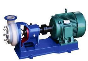 東泉FSB氟塑料合金離心泵