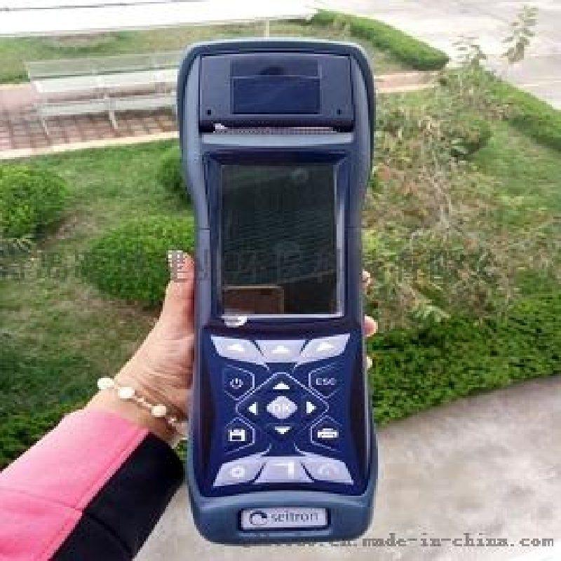 代理證書義大利斯爾頓攜帶型煙氣分析儀 C600