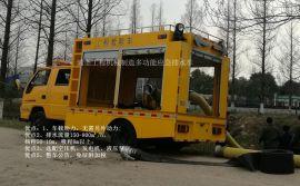 移动泵车、应急排水车、移动泵站、电源泵车、排涝车
