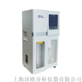上海沛欧自动凯氏定氮仪SKD-800