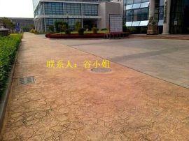 桓石混凝土压花艺术压模地坪对地面环境的影响力