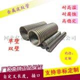 厂家直销 不锈钢波纹管 镀锌波纹管 钢带波纹管