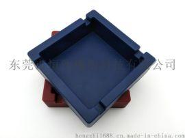 硅胶方形烟灰缸 硅胶烟具 硅胶烟灰缸 创意新型烟缸