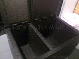 供应 EPP泡沫冰鲜保温箱 环保外 盒饭配送箱