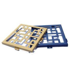 艺术镂空雕花铝单板生产厂家