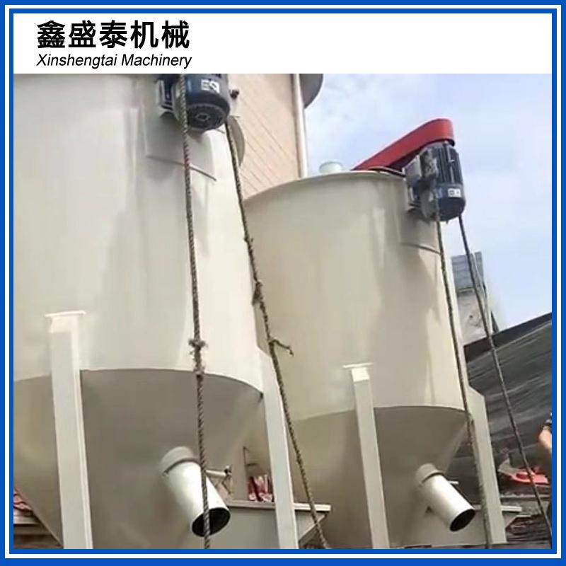 廠家直銷 混合乾燥機 立式攪拌乾燥 塑料攪拌機