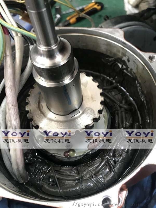 ABB机器人3HAC025724伺服电机维修