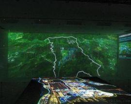 展厅展馆建设大图 /投影数字沙盘品牌/三维数字沙盘