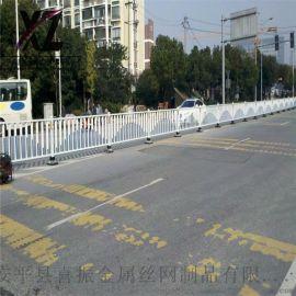 城市道路隔离栏杆、车道分隔道路栏、定制道路护栏电话