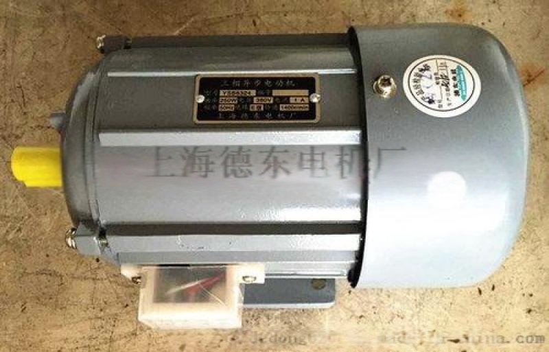上海德东分马力YSB7112三相异步电机