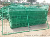 框架护栏,双边丝护栏网,框架护栏网,公路隔离护栏网