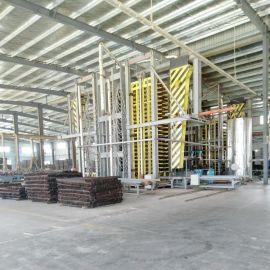 重竹地板成套加工设备生产线 (2400T)