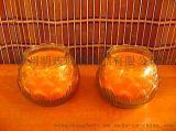 廠家供應 來樣加工定做 玻璃罐 玻璃燭臺 蠟燭臺