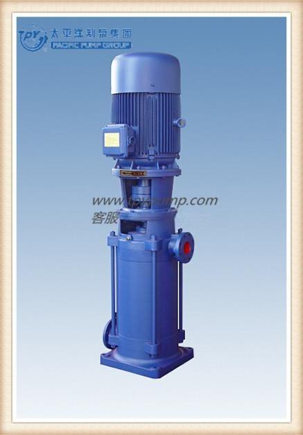 上海太平洋制泵 DL型立式多级离心泵