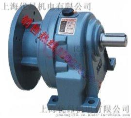 GHM22-500-10卧式直结型齿轮减速电机 750W减速电机价格