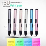 亚马逊速卖通爆款高温3代3D立体打印笔儿童绘画创意笔3D涂鸦笔