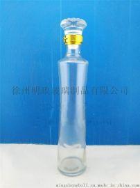透明玻璃酒瓶 透明玻璃酒瓶