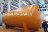 硫酸耐腐蚀性储罐 硝酸铜液体储罐钢衬塑化工液体罐